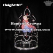 10inch Anna Princess Frozen Pageant  Crowns