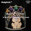 Mardi Gras Mask Dog Unique Pageant Crowns