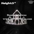 Crystal Castle Rhinestone Crowns