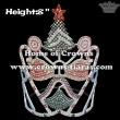 8inch Christmas Tree Castle Crowns