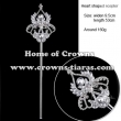 Crystal Rhinestone Pageant Queen Scepters