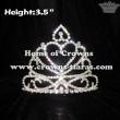 3.5inch Heart ShapedTiaras And Crowns