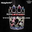 Ocean Animal Crystal Pageant Crown