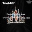 Big Diamond Crystal Pageant Crowns