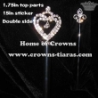 Crystal Pageant Scepters