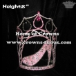 8inch High Heel Shoe Pageant Crowns