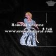 Crystal Cinderella Pageant Pins