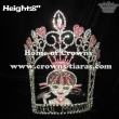 Crystal Custom Monster Pageant Queen Crowns