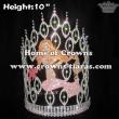 Wholesale Crystal Mermaid Pageant Crowns