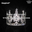 4in Crystal Rhinestones Pageant Crowns