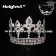 4inch Crystal Fleur De Lis Crowns