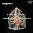 Crystal Rhinestone Christmas Turkey Crowns