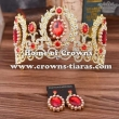 Crystal Pageant Queen Crowns In Stock