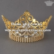 Silver Crystal Diamond Pageant Queen Crowns