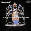 6in Height Minion Crystal Crowns