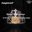 Pumpkin Ghost Rhinestone Halloween Festival Crowns
