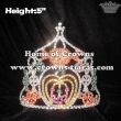 Pumpkin Candy Halloween Crystal Crowns