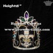 Custom Crystal Mardi Gras Pageant Crowns
