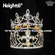 Custom Crystal Fleur De Lis Pageant Crowns