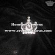 Rhinestone Crown Sash Pins