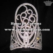8in Height Wholesale Stock Pageant Queen Crowns