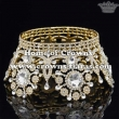 Wholesale Alloy Crystal National Queen Crowns