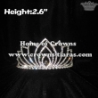 Mini Crystal Pageant Crowns Bridal Tiaras