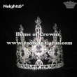 6in All Clear Pageant Crowns With Big Diamond