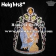 Crystal Beauty And The Beast Pageant Crown