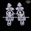 Crystal Wedding Princess Earrings