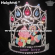 Custom Crystal Cupcake Crowns With Big Diamonds