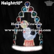 Custom Circus Dolphin Pageant Crowns