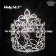 Wholesale Custom Crystal Mardi Gras Pageant Crowns
