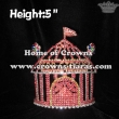 Wholesale Custom Crystal Circus Tent Pageant Crowns