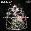 6in Height Christmas Tree Shaped Pageant Crowns