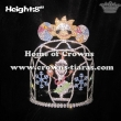 Summer Olaf Beach Ball Snowflake Pageant Crystal Crowns