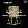Cute Beauty Spongebob Crystal Pageant Crowns