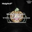 Pumpkin Crystal Wholesale Rhinestone Crowns
