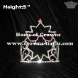 5inch Height Crystal Sun Summer Crowns