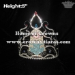 Custom Crystal Minions Pageant Crowns