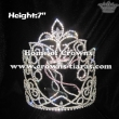 Wholesale Unique Crystal Mardi Gras Pageant Crowns