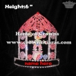 Custom Crystal Circus Clown Pageant Crowns