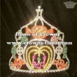 5in Pumpkin Candy Pageant Lovely Stock Crowns