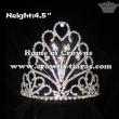 4.5inch Hot Selling Rhinestone Pageant Crowns