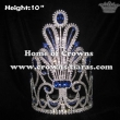 Large Unique Crystal Pageant Queen Crowns