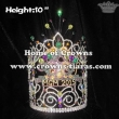 Wholesale Crystal Mardi Gras Pageant Queen Crowns
