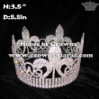 Full Round Pageant Crowns Stock Crowns Crystal Crowns