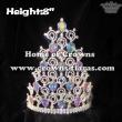 8inch Rhinestone AB Diamond Crowns